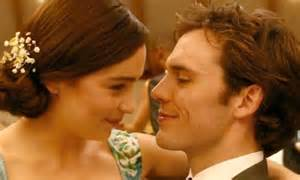 film romance seperti me before you emilia clarke and sam claflin melt hearts in me before you