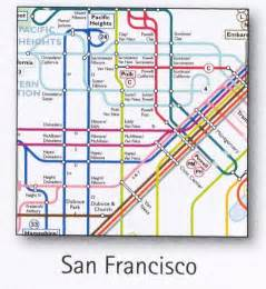 Trolley Map San Francisco by Trolley Car San Francisco Map Images