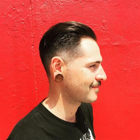American Crew Hairstyles by 15 Side Fade Haircut Ideas Designs Hairstyles Design