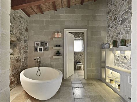 hotel with bathtub stone bathtub tiles relais masseria capasa hotel in