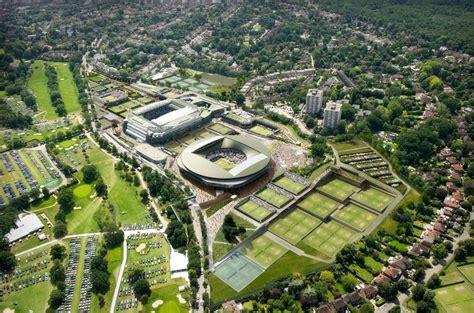Landscape Architecture Masters Wimbledon Master Plan Grimshaw Grant
