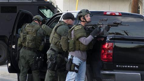 San Bernardino Search 14 Killed In San Bernardino Shooting Suspect Id D Cnn