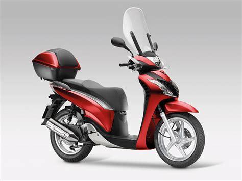 Motorrad Sitzbank Netz by Honda Sh125 150i Testbericht