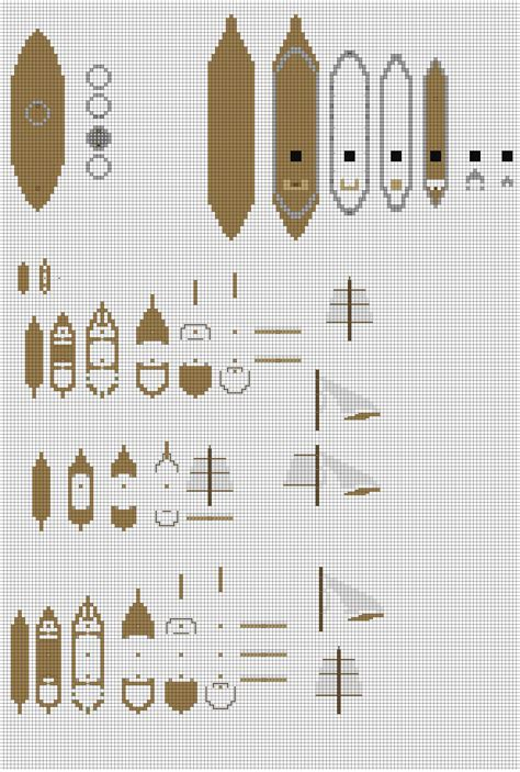minecraft boat generator ship ideas by coltcoyote on deviantart