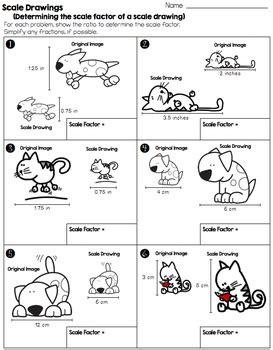 Scale Practice Worksheet