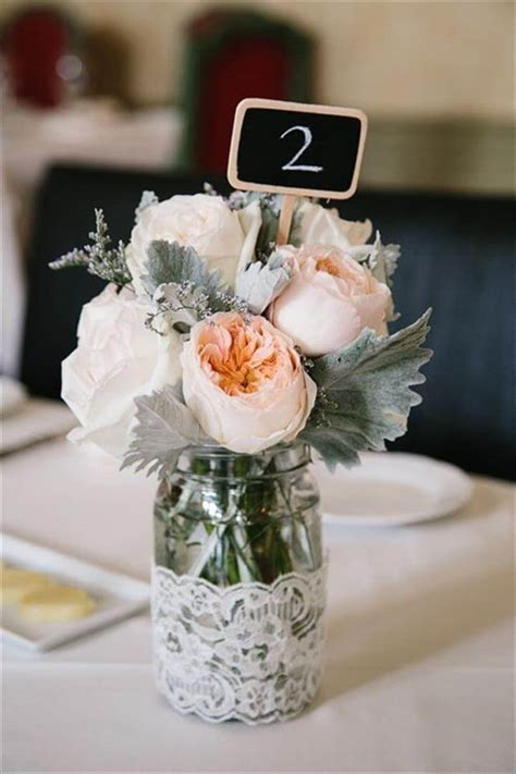 15 Mason Jar Decor Centerpiece Ideas Diy To Make Jars Wedding Centerpieces