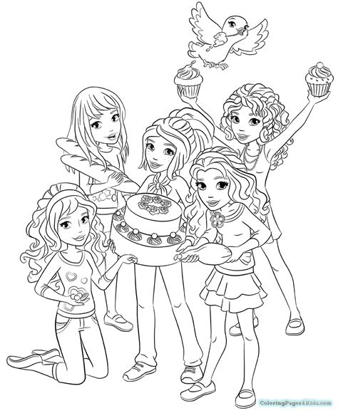 coloring book coloring lego friends pet coloring pages coloring pages for