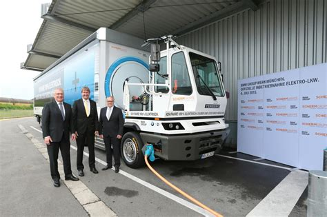 electric semi truck bmw all electric semi truck pictures news tractor