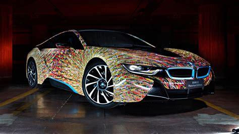 colorful cars bmw bmw i8 colorful car hybrid wallpapers hd desktop