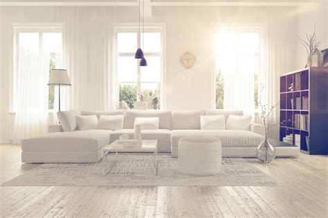 Clean Living Room by De Cluttering Once And For All The Kon Mari Method