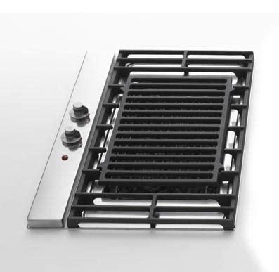 piani cottura semiprofessionali alpes 5641 ge cl grill elettrico in acciaio inox con