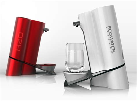 compact design compact water purification yanko design