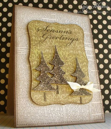 Tree Handmade Cards - handmade cards handmade greeting card ideas
