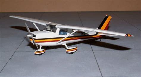 Primer 1401 White 1 48 cessna 150 aerobat by darius aibara