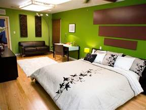 Yellow And Gray Bedroom » New Home Design