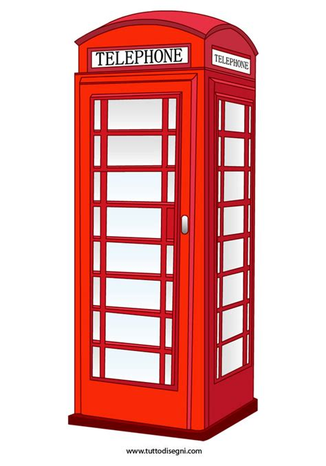 cabina inglese cabina telefonica inglese tutto disegni