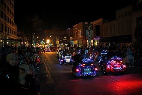 sioux falls parade of lights