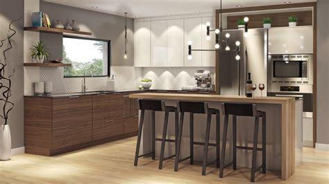 Kitchen Cabinets Budget Design Et Conception De Cuisines Moderne Sur Mesure