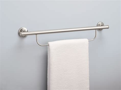 designer grab bars for bathrooms moen 174 designer grab bars with integrated bathroom fixtures