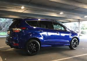 Ford Forum New Kuga St Line X Ford Kuga Owners Club Forums Page 1