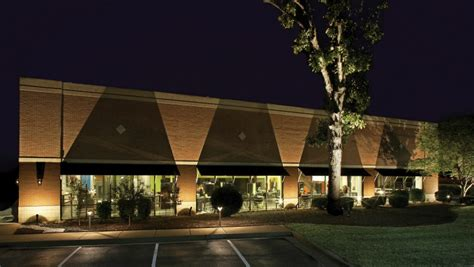 Commercial Landscape Lighting Fixtures Commercial Outdoor Lighting In Richmond Outdoor Lighting Perspectives