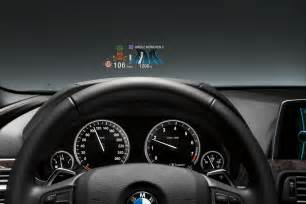 bmw s colorful up display technology