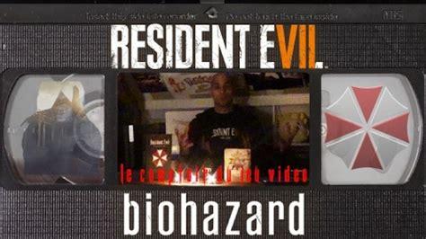 le comptoir du jeu resident evil vii r 233 flexions sur l adn de la s 233 rie et la