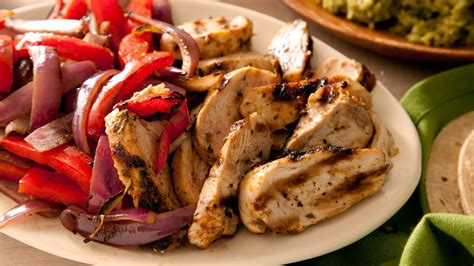 easy chicken fajitas how to make the easiest way youtube