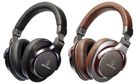 Jual Murah Audio Technica Ath Msr7 High Res Audio Headphones Bps0 audio technica ath msr7 sonicpro ear high resolution headphones groupon