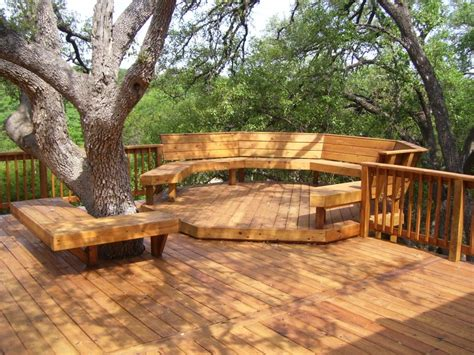 Backyard Decking Ideas Terrace And Garden Designs Amazing Wooden Backyard Decking Ideas In The Forest Area Deck
