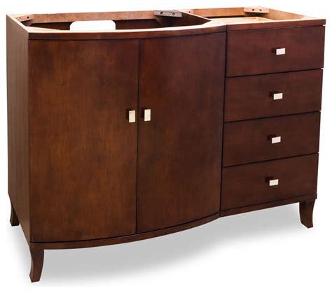 wood top bathroom vanity lyn design van067 48 wood vanity without top
