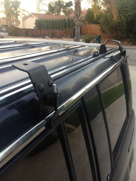 How Do Roof Racks Attach by 25 Best Ideas About Roof Racks On Roof
