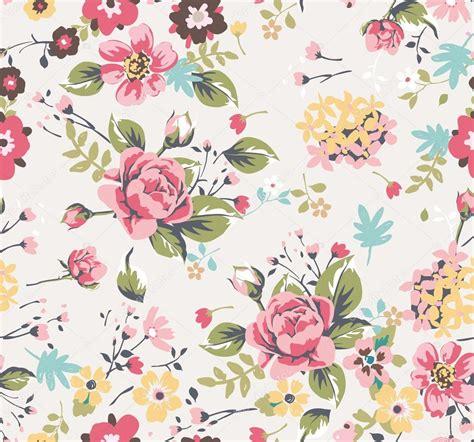 seamless pattern summer seamless summer floral pattern stock vector 169 salomenj