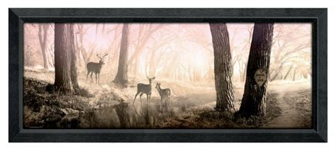bass pro shop home decor peaceful morning framed personalized artwork bass