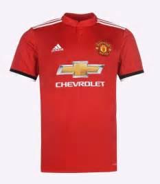 manchester united home shirt 2017 2018 163 29 99 picclick uk