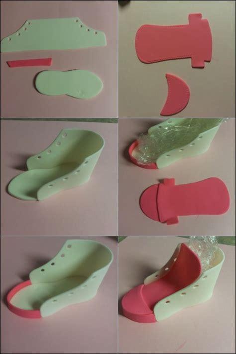 25 best ideas about fondant shoe tutorial on pinterest