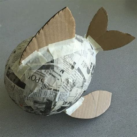 What Can You Make Out Of Paper Mache - 25 best ideas about paper mache projects on