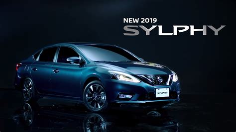 2019 Nissan Sylphy by New Sylphy Elegance Refreshed Nissan Singapore