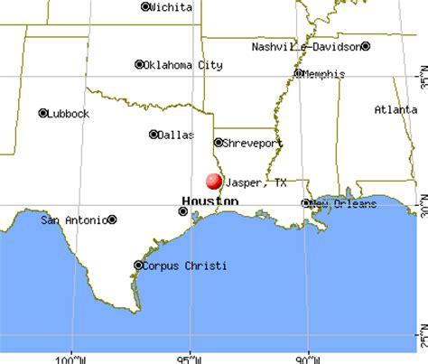 jasper texas map jasper texas