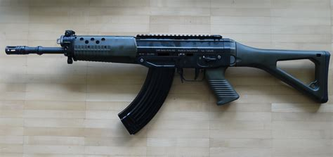 Swiss Army 1130 G C Black when swiss engineering meets russian ammo a sig 553 in 7