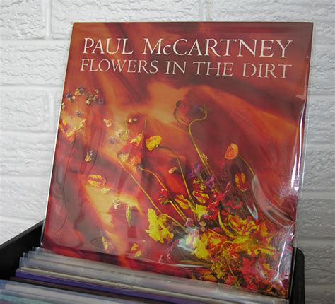 Did Paul Mccartney Really Send Flowers by Do Album Covers Change Your Perception Of The More