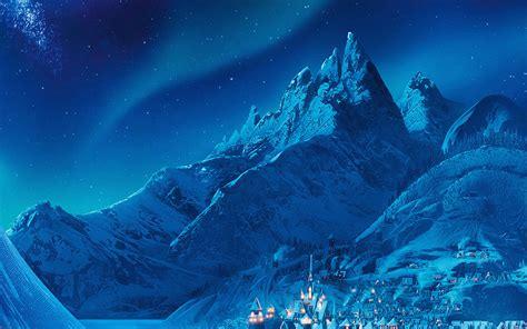Frozen Macbook Wallpaper   1600 x 900