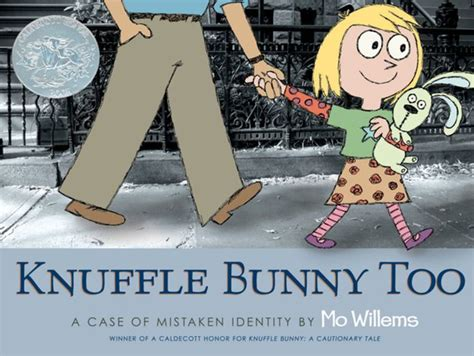 knuffle bunny too a 1406313823 knuffle bunny too a case of mistaken identity by mo willems hardcover barnes noble 174
