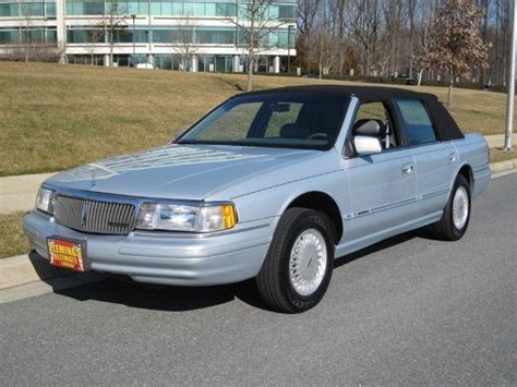 how does a cars engine work 1994 lincoln continental regenerative braking how does cars work 1994 lincoln continental seat position control file 1993 1994 lincoln town