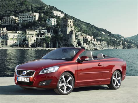 volvo roadster c70 convertible 2nd generation facelift c70 volvo