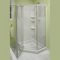 corner shower door kits maax 101694 000 129 10 maax shower solution himalaya neo