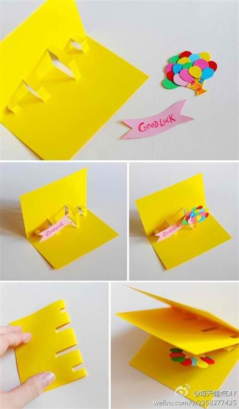 How To Make Cool Cards Out Of Paper - diy birthday cards birthday cards and cut outs on
