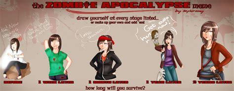 Meme Zombie - nazi zombie meme j by monochromey memes