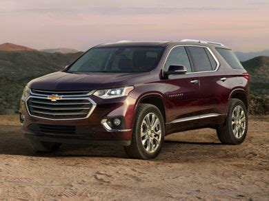 chevrolet traverse color options carsdirect