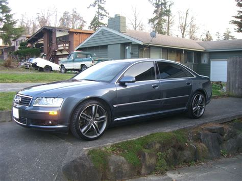 Audi A8 2004 by Bravozz 2004 Audi A8 Specs Photos Modification Info At